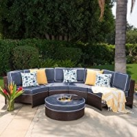 riviera-ponza-outdoor-patio-furniture-wicker-sectional-sofa Wicker Sectional Sofas