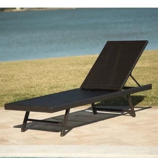 wicker-chaise-lounge-chair-black Wicker Chaise Lounge Chairs