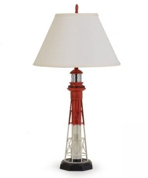 Island Way Lighthouse Table Lamp