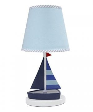1-lambs-and-ivy-regatta-nautical-sailboat-lamp-300x360 200+ Coastal Themed Lamps