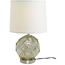 10-rope-circle-table-lamp Best Coastal Themed Lamps