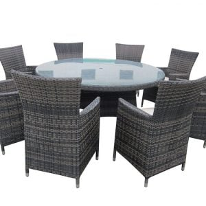 10-round-9pc-outdoor-wicker-dining-set-300x300 Wicker Dining Tables & Wicker Patio Dining Sets
