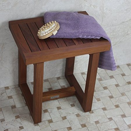 10b-original-spa-18-teak-shower-bench-450x450 Outdoor Teak Benches