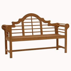 11-lutyens-brown-4-wood-teak-bench-300x300 100+ Outdoor Teak Benches