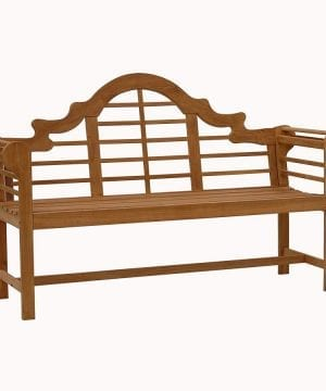 11-lutyens-brown-4-wood-teak-bench-300x360 Best Teak Patio Furniture Sets