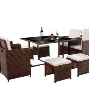 11-tangkula-9pc-garden-wicker-dining-set-300x360 Best Wicker Patio Furniture Sets For 2020