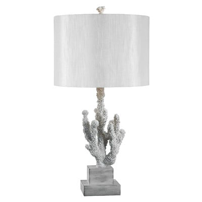Wildon Home Coral Coastal Table Lamp