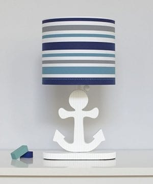 11b-high-seas-nautical-collection-striped-lamp-300x360 Nautical Themed Lamps