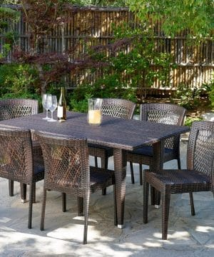 12-dana-point-7pc-outdoor-brown-wicker-dining-set-300x360 Wicker Patio Dining Sets
