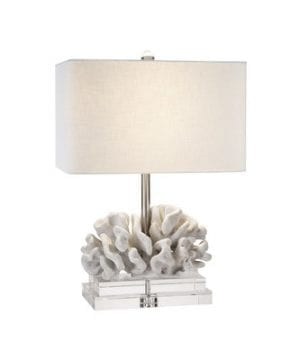 12-maloney-elkhorn-coral-table-lamp-300x360 200+ Coastal Themed Lamps