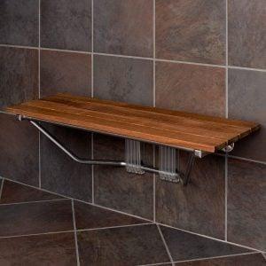 12-modern-folding-built-in-teak-shower-bench-300x300 Teak Shower Benches For Sale