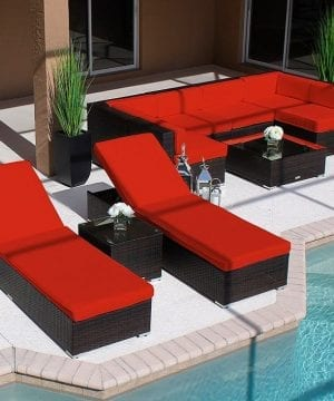12b-modern-19pc-outdoor-red-patio-furniture-set-300x360 50+ Wicker Chaise Lounge Chairs