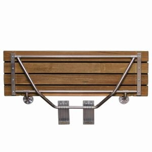 12b-modern-folding-built-in-teak-shower-bench-300x300 100+ Outdoor Teak Benches