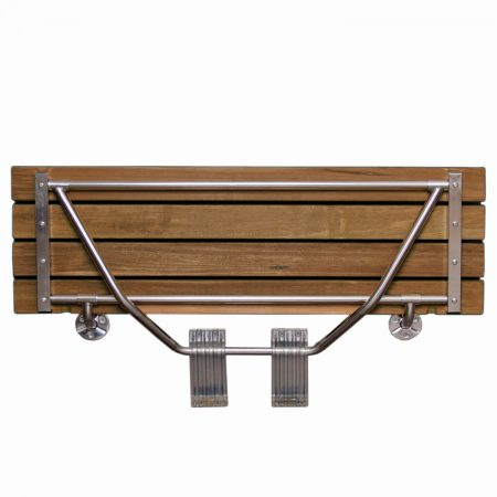 12b-modern-folding-built-in-teak-shower-bench-450x450 Outdoor Teak Benches