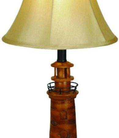 13-nautical-brown-lighthouse-table-lamp-389x450 Lighthouse Lamps