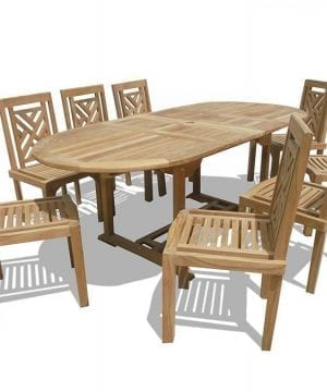13-windsor-premium-grade-a-teak-oval-dining-set-300x360 Best Teak Patio Furniture Sets