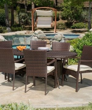 14-lancaster-outdoor-7pc-brown-wicker-dining-set-300x360 Best Wicker Patio Furniture Sets For 2020