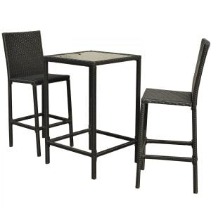 15-high-top-3pc-outdoor-wicker-dining-set-300x300 Wicker Dining Tables & Wicker Patio Dining Sets