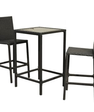 15-high-top-3pc-outdoor-wicker-dining-set-300x360 Wicker Patio Dining Sets