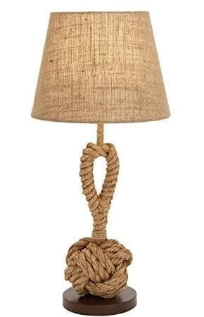 15-metal-natural-looking-rope-table-lamp-290x450 100+ Coastal Themed Lamps
