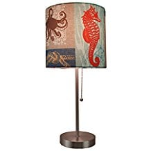 15-sea-life-shade-lamp Best Coastal Themed Lamps