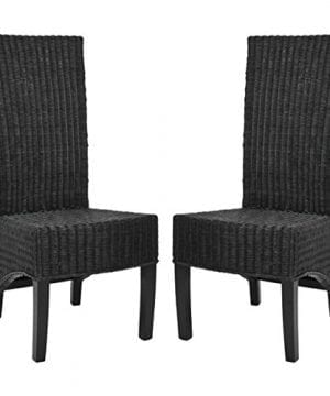 16-safavieh-black-medium-wicker-chairs-300x360 100+ Black Wicker Patio Furniture Sets For 2020