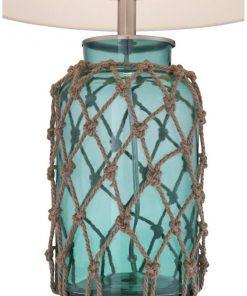 1b-crosby-blue-glass-bottle-coastal-rope-table-lamp-247x296 100+ Coastal Themed Lamps