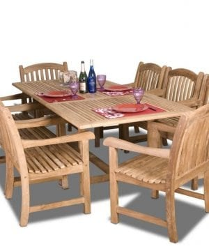 2-amazonia-teak-newcastle-9pc-dining-set-300x360 Best Teak Patio Furniture Sets
