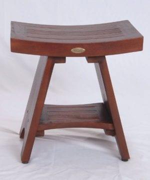 2-serenity-teak-asian-style-shower-bench-300x360 100+ Outdoor Teak Benches