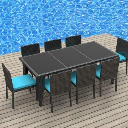 2-urban-finishing-9pc-wicker-dining-set-450x450 Wicker Patio Dining Sets