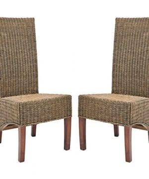 21-safavieh-home-honey-brown-wicker-chairs-300x360 Best Outdoor Wicker Patio Furniture