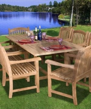 2b-amazonia-teak-newcastle-9pc-dining-set-300x360 Best Teak Patio Furniture Sets