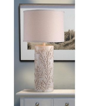2b-kenroy-coral-reef-coastal-table-lamp-300x360 200+ Coastal Themed Lamps