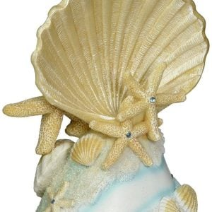 3-Lifes-A-Beach-Collection-Wedding-Cake-Topper-300x300 Beach Wedding Cake Toppers & Nautical Cake Toppers