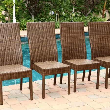 3-abbyson-palermo-wicker-dining-chair-set-450x450 Wicker Chairs
