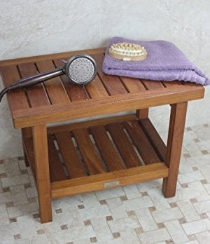 3-aquateak-original-spa-teak-shower-bench-300x348 Ultimate Guide to Outdoor Teak Furniture