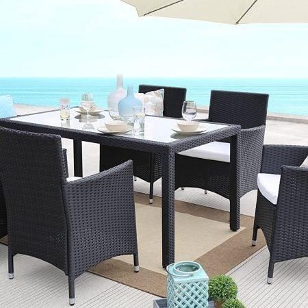 3-baner-garden-7pc-wicker-dining-set-450x450 Wicker Patio Dining Sets