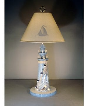 Judith Edwards Designs Lighthouse Table Lamp