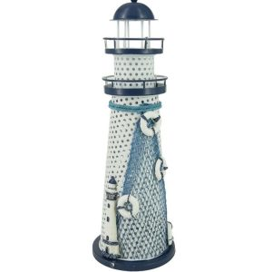 3-nautical-ocean-color-changing-lighthouse-night-light-300x300 Coastal Night Lights & Beach Night Lights