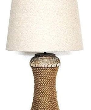 3-nautical-themed-pier-rope-table-lamp-300x360 200+ Coastal Themed Lamps