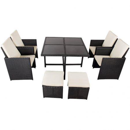 3b-toucan-outdoor-9pc-wicker-dining-set-450x450 Wicker Patio Dining Sets