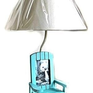 Adirondack Chair Beach Themed Table Lamp