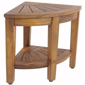 4d-original-kai-15-5-corner-teak-shower-bench-300x300 100+ Outdoor Teak Benches