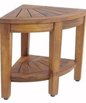 4d-original-kai-15-5-corner-teak-shower-bench-300x360 100+ Outdoor Teak Benches