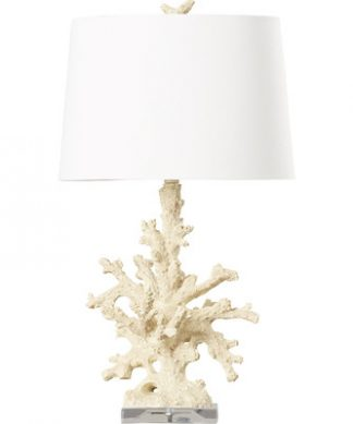 5-beachcrest-home-sandybrook-coral-lamp-324x389 100+ Beach Themed Lamps