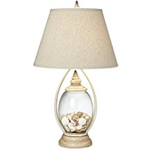 5-seascape-reflections-shell-lamp Best Coastal Themed Lamps