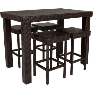 5b-high-top-5pc-wicker-dining-table-set-300x300 Wicker Dining Tables & Wicker Patio Dining Sets