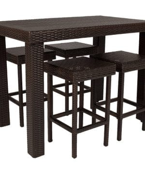 5b-high-top-5pc-wicker-dining-table-set-300x360 Wicker Patio Dining Sets