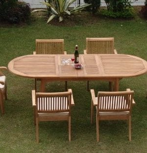 5b-wholesale-teak-7pc-grade-a-dining-set-300x312 Ultimate Guide to Outdoor Teak Furniture