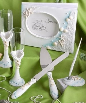 6-Finishing-Touches-Collection-Wedding-Day-Accessories-300x360 100+ Beach Wedding Decorations and Ideas
